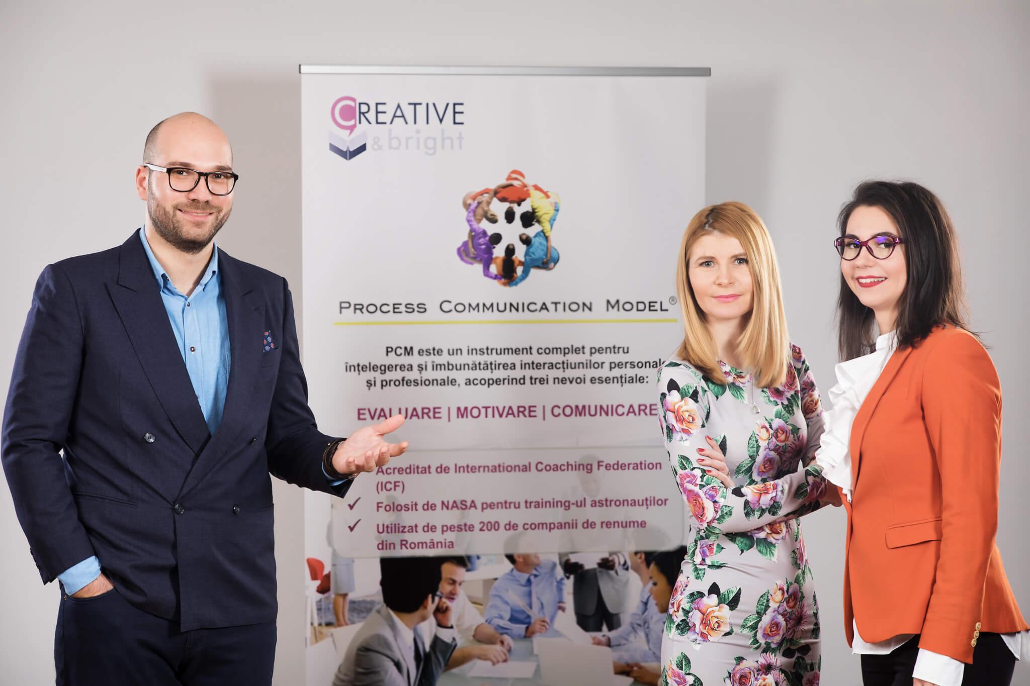 Process Communication Model - Curs deschis Chisinau